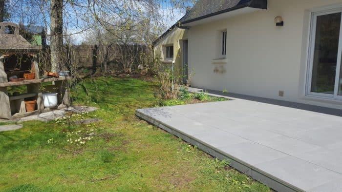 Carrelage sur plots - Terrasses au sol