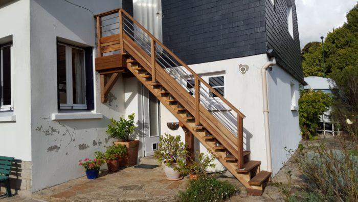 Escalier 8 - Escaliers