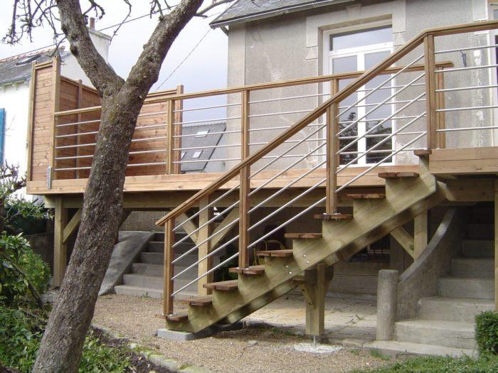 Escalier 9 - Escaliers