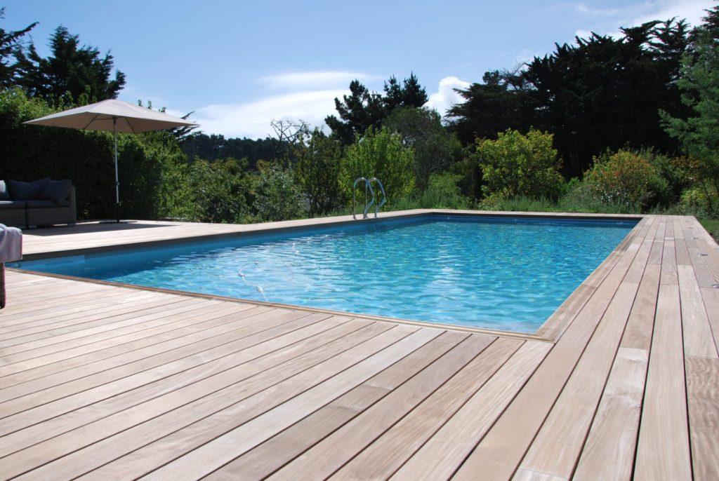Ipe Clip juan 18 - Plages de piscine