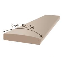 Profil bombe - Terrasses