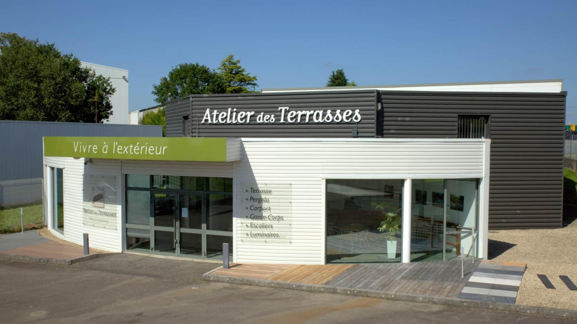 Actualités Atelier des Terrasses, Quimper Finistère Morbihan