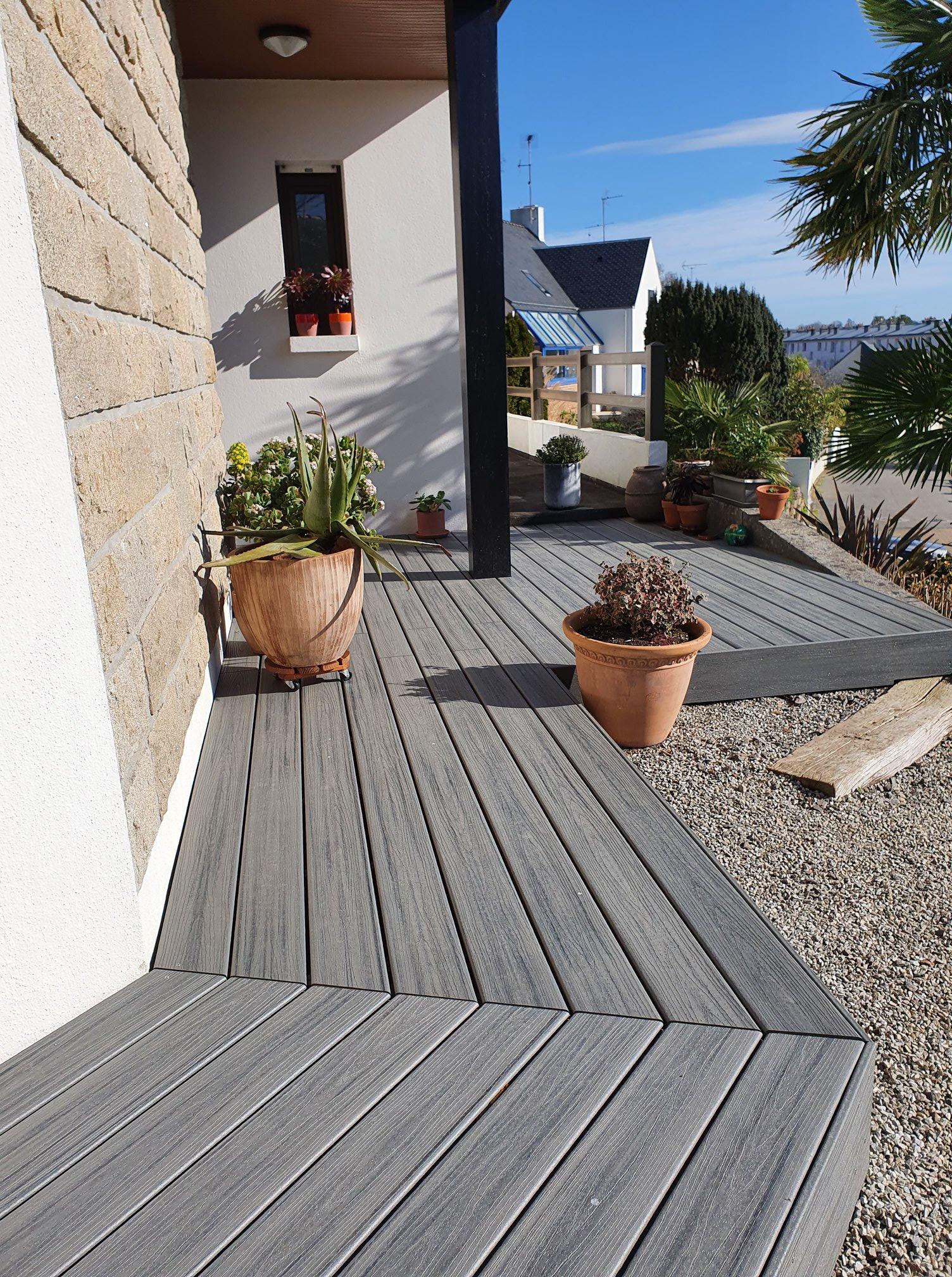 1626335829 116 Realisation dune terrasse en composite TREX de co - Réalisation d'une terrasse en composite TREX de co...