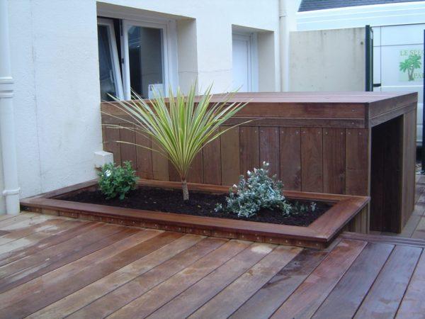 Jardiniere 2 - Aménagement potager