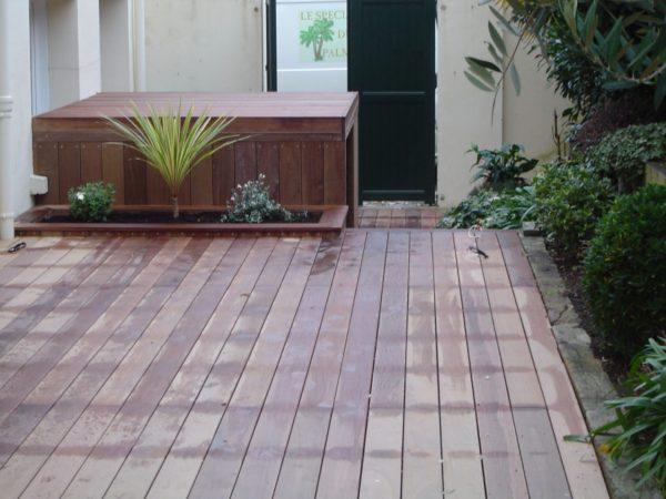 Jardiniere - Aménagement potager